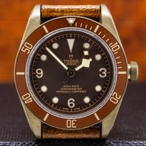 Tudor Black Bay Bronze 43mm Bronze Árabes