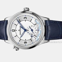 Jaeger-LeCoultre Master Geographic Steel 39mm Silver United States of America, Florida, Aventura