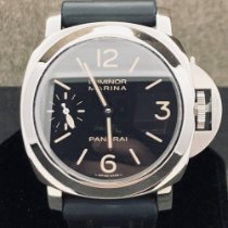Panerai Special Editions Steel 44mm Black Arabic numerals