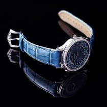 Patek Philippe World Time 36mm Blue United States of America, California, San Mateo