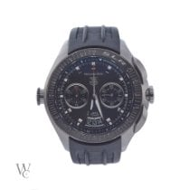 TAG Heuer SLR Steel 45mm Black United Kingdom, London