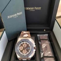 Audemars Piguet Royal Oak Offshore Chronograph new 2019 Automatic Watch with original box and original papers 26401RO.OO.A087CA.01
