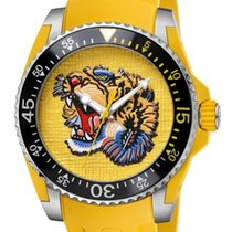 Gucci Dive 40mm Yellow United States of America, California, Los Angeles