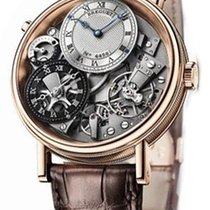 Breguet Tradition Rose gold 40mm Silver Roman numerals United States of America, Florida, Sunny Isles Beach