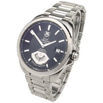 TAG Heuer Steel 40.2mm Automatic WAV511A.BA0900 pre-owned