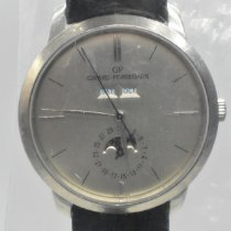 Girard Perregaux 1966 Palladium 40mm Silver No numerals United States of America, Texas, Houston