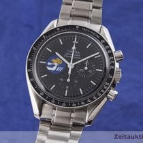 Omega Speedmaster Professional Moonwatch Acier 40.5mm Noir