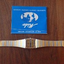 Mido Gold/Stahl 27.3mm Quarz 8835452, 3512-1 gebraucht