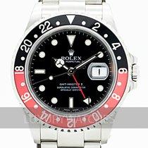 Rolex GMT-Master II 16710 Très bon Acier 40mm Remontage automatique