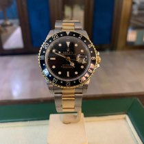 Rolex GMT-Master II 16713 1991 pre-owned