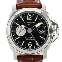 Panerai Luminor GMT Full Set Mint