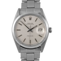 Rolex Oysterdate  Steel with Silver Dial 6694