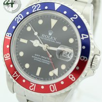 "Rolex GMT Master Ref.: 16700 von 1990 LC100 ""Full Set"""