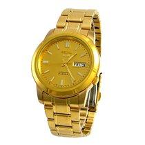 Seiko Reloj SEIKO SNKK20K1 Gold AUTOMATIC
