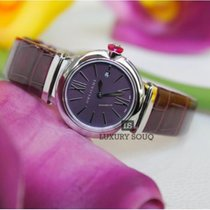 Bulgari BVLGARI LVCEA STEEL URPLE LEAQUER 28MM Quartz