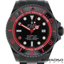 Rolex Sea-Dweller 116660 Deepsea Black Venom