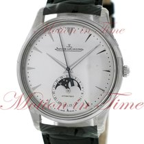 Jaeger-LeCoultre Master Ultra Thin Moonphase 39mm, Silver Dial...