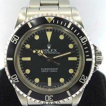 Rolex Submariner No Date Ref 5513 Maxi Mark V Dial