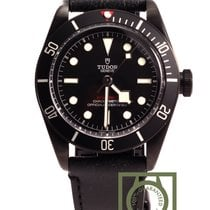 Tudor Heritage Black Bay black case 41mm NEW MODEL