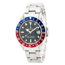 Rolex Gmt Master 16750 Mens Automatic Watch Matte Dial...