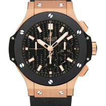 Hublot Big Bang 44 mm new 2019 Automatic Watch with original box and original papers 301.PM.1780.GR
