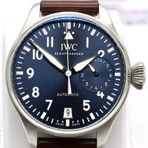 IWCBIG PILOT Le Petit Prince Blue Dial 46mm Ref IW5009-16 w/...