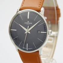 Junghans Meister MEGA Steel 38,4mm Blue