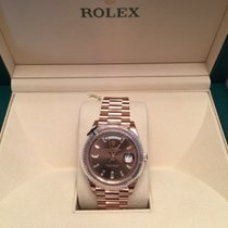 Rolex Rose gold 40mm Automatic 228235 new