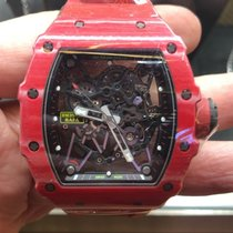 Richard Mille RM 35-02 Carbonio RM 035 49.94mm