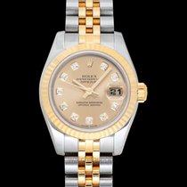 Rolex Lady-Datejust Champagne United States of America, California, San Mateo