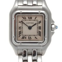 Cartier Panthère Steel 22mm White Roman numerals United States of America, California, Beverly Hills