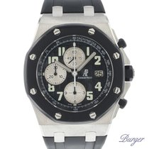 Audemars Piguet Chronograph 42mm Automatic 2009 pre-owned Royal Oak Offshore Chronograph Black