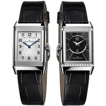 Jaeger-LeCoultre Reverso Duetto Q2668412 256.8.75 pre-owned