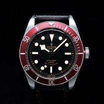 Tudor 79220R Stahl Black Bay (Submodel)