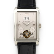 A. Lange & Söhne Cabaret Platinum 39.2mm Silver United States of America, California, Beverly Hills
