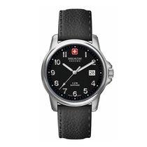 Swiss Military Stahl 39mm Quarz 06-4231.04.007 neu