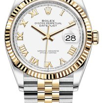 Rolex Gold/Steel 36mm Automatic 126233 pre-owned Australia, SYDNEY