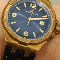 Maurice de Mauriac Bronze 44mm Quartz new