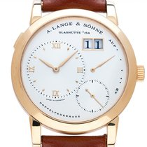 A. Lange & Söhne Yellow gold 38mm Manual winding 101.021 pre-owned