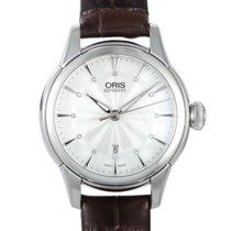 Oris Artelier Date Steel Silver United States of America, Pennsylvania, Southampton