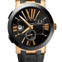 Ulysse Nardin Executive Dual Time 246-00-3/42 new