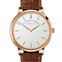 A. Lange & Söhne Saxonia 211.032 Unworn Rose gold 40mm Manual winding United Kingdom, London