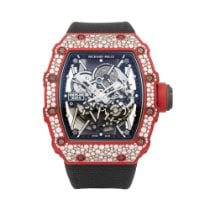 Richard Mille RM 035 43.2mm Transparent
