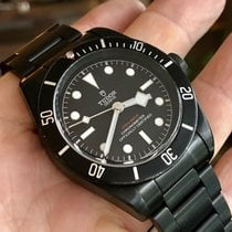 Tudor Black Bay Dark Zeljezo