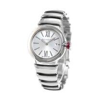Bulgari Lucea new Quartz Watch with original box and original papers LU28C6SSD