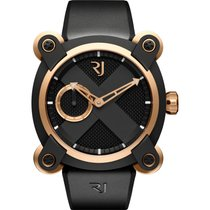Romain Jerome new Automatic Small Seconds 46mm Gold/Steel Sapphire Glass