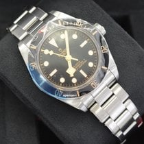 Tudor Black Bay Fifty-Eight Stål 39mm Svart Ingen tall