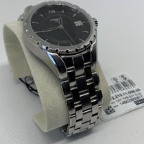 Tissot Lady 80 Automatic Acero 34mm Negro Sin cifras