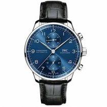 IWC Portuguese Chronograph IW371491 2020 nouveau