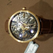 Maurice Lacroix MASTERPIECE SQUELETE GOLD MP7138-PG101-030